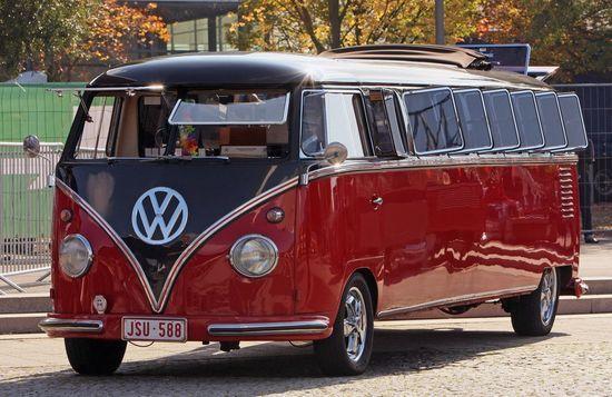 VW Bus_limo
