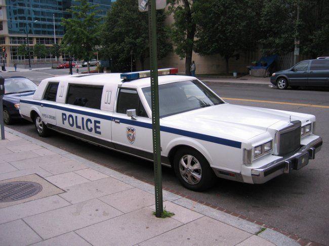 Police Car_limo