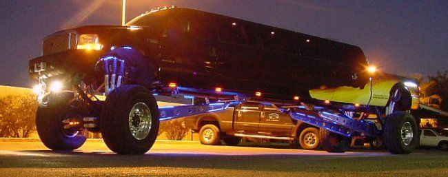 Monster Truck_limo
