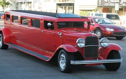 Model A_limo