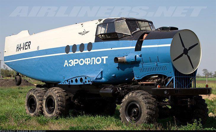 air-truck