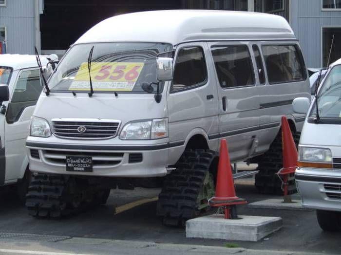 nice-van