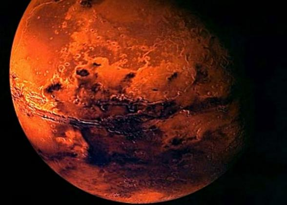 on August 27 2009 Mars is due to come as close to Earth as the Moon. Apparently the next time it will come this close will be in 2287 and the last time it did was over 5000 years ago. Astronomers have been quick to point out that this is completely untrue, and say that the closest thing to this spectacle actually came and went in 2003. This is a relief as other tale tellers say that if Mars were to come as close to the Earth as the Moon it would wreak havoc with the tidal pulls and we could end up with storms and tsunamis.
