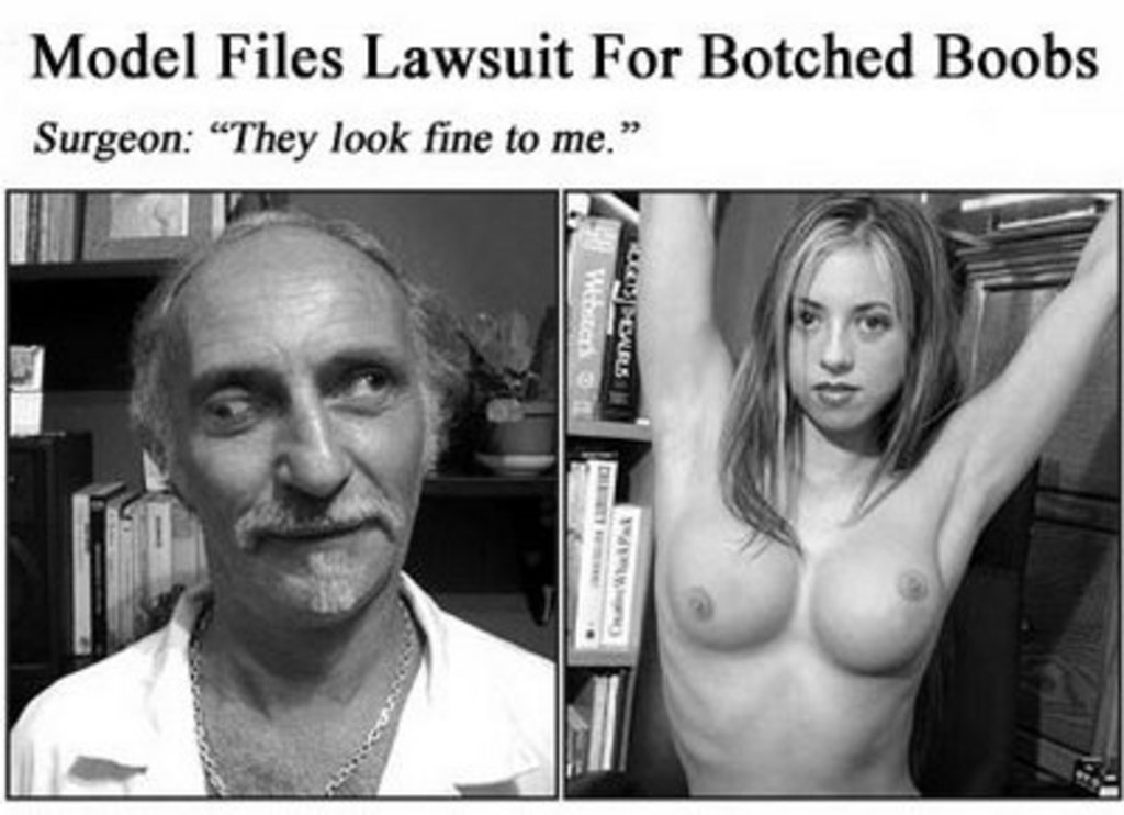 botched boobs