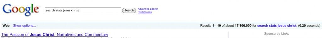 google resultsJC
