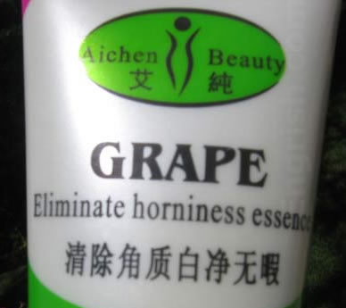 grape horniness