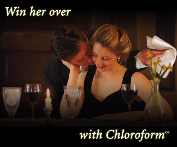 chloroform love