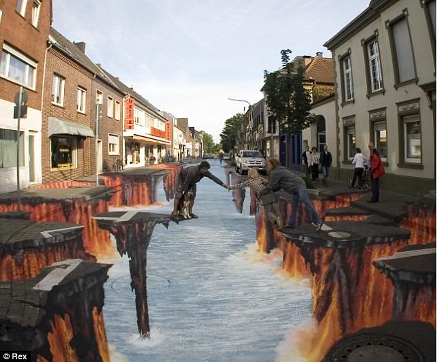 sidewalk art1