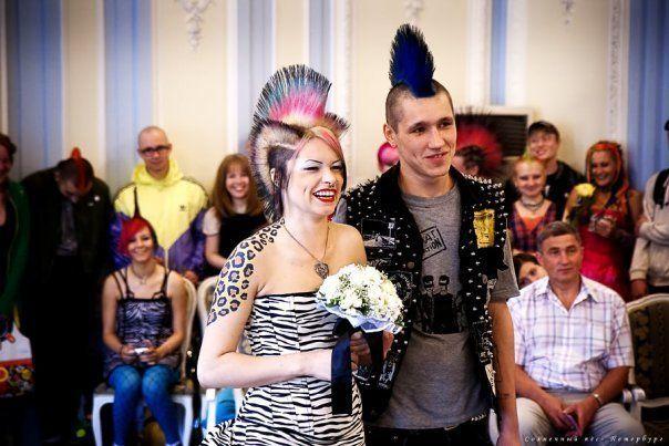 odd wedding