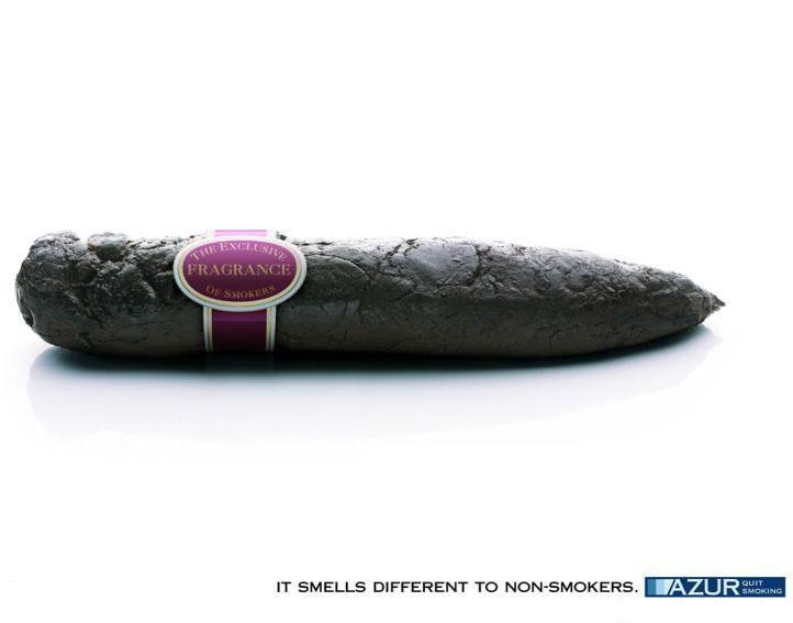 Poo cigar