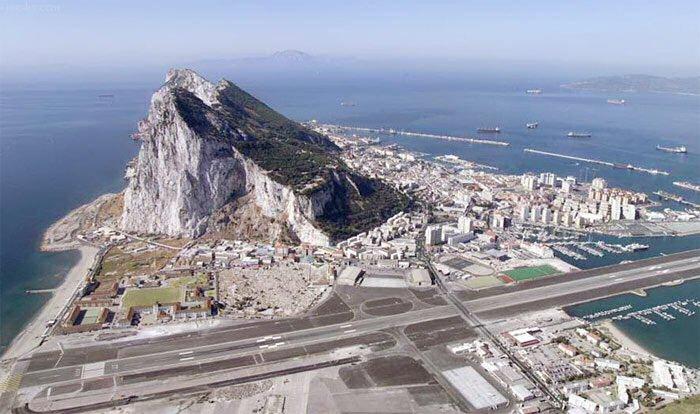 GibraltarAirportRoadA