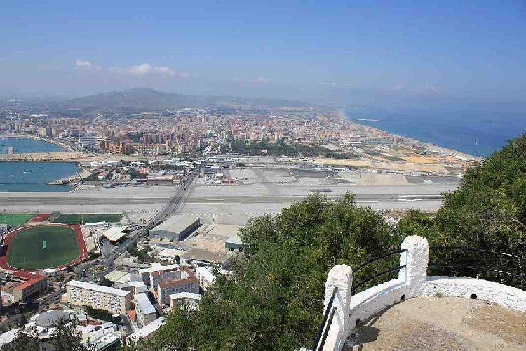 GibraltarAirportRoadB