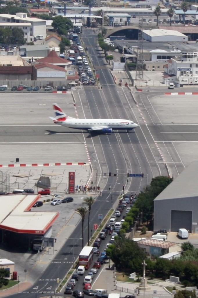 GibraltarAirportRoadE