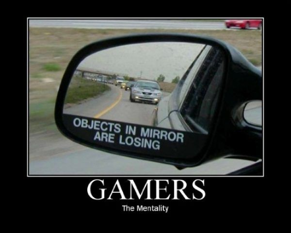 gamer mirror
