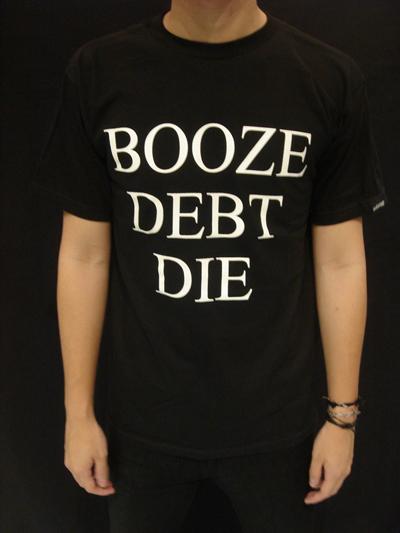 booze debt die