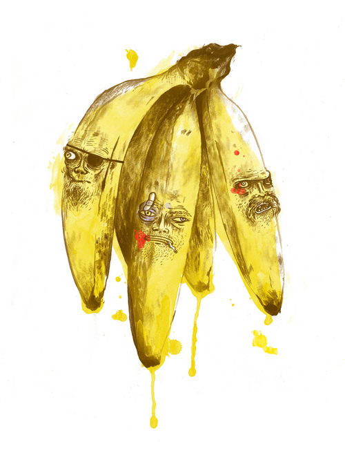 mad bananas