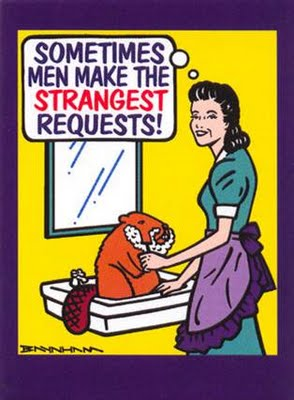 wash your beaver