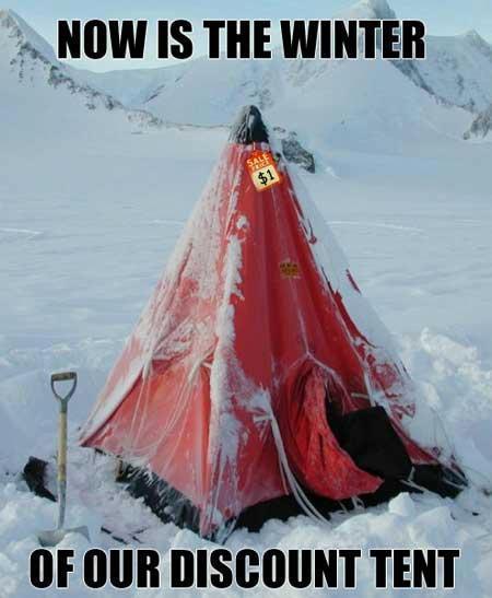 discount tent
