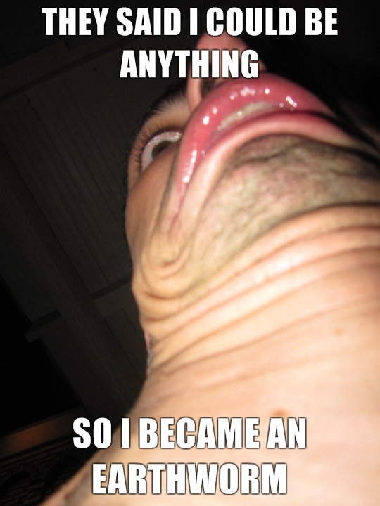 five chins