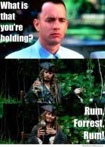 rum forrest rum