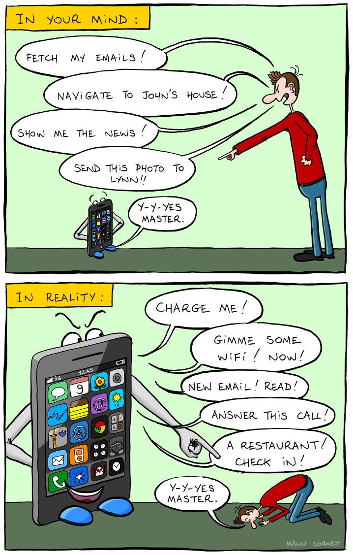 smart phone master