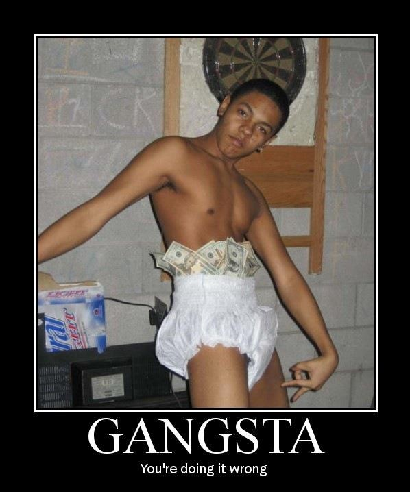 gangsta boy