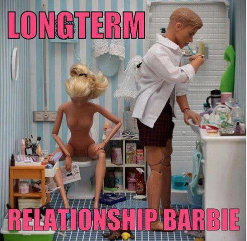 long term barbie