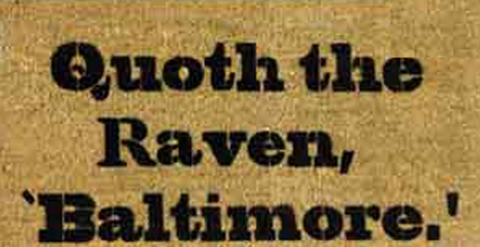 Raven Baltimore