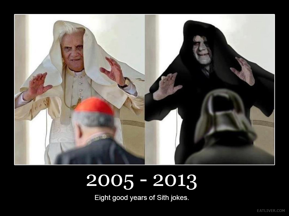 no more sith jokes