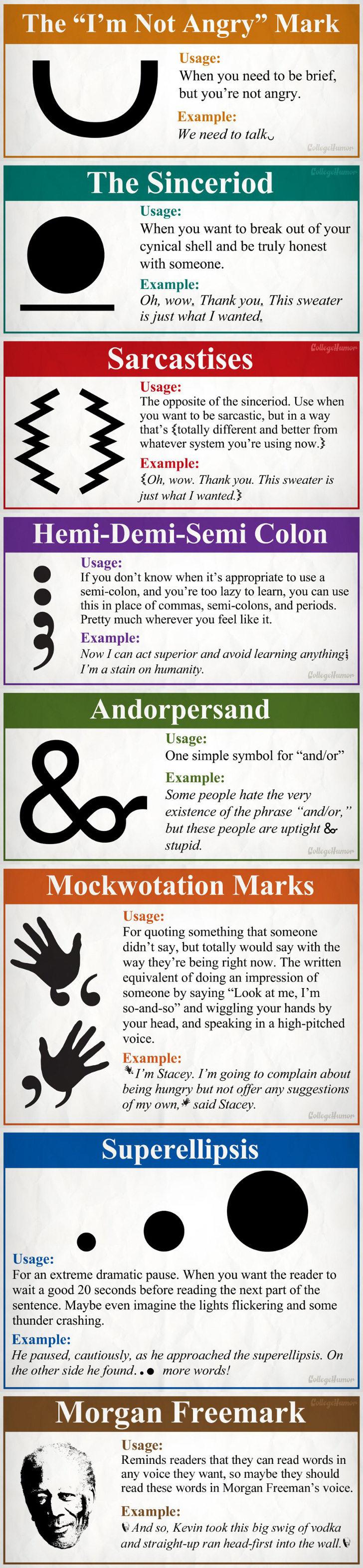 new punctuation marks
