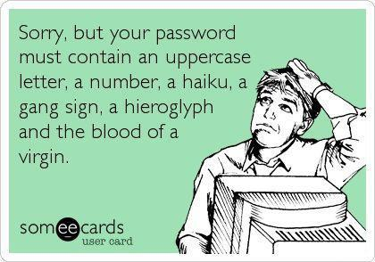 password madness