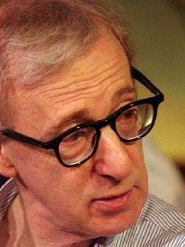 Woody Allen Pope