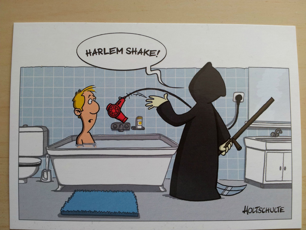 harlem shake