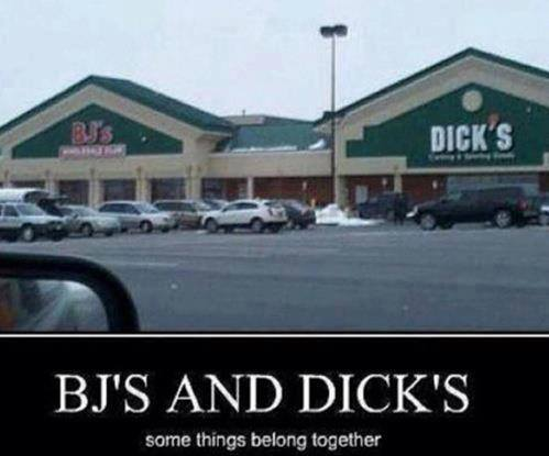 bjs and dicks