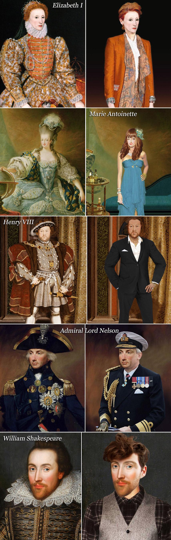 modern historics