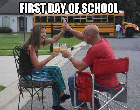 first day school