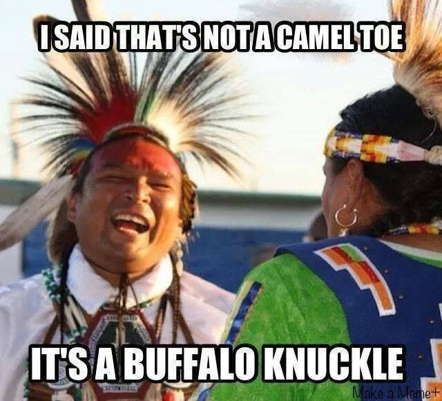Buffalo Knuckle
